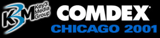Comdex Chicago 2001