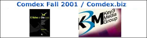 Comdex Fall 2001 / Comdex.biz
